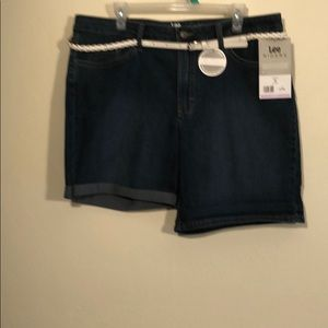 Lee Riders Shorts midrise CANNON